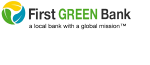 Member logo - First Green Bank